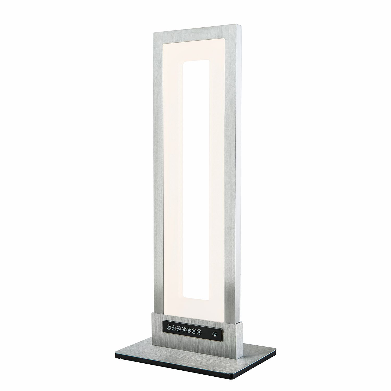 energie  A+, LED-Tafellamp Jano - Aluminium / Acryl - 1-lichtbron, Nino Leuchten