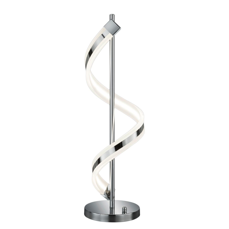 EEK A+, Lampe de table LED Sydney - Plexiglas / Métal - 1 ampoule, Trio