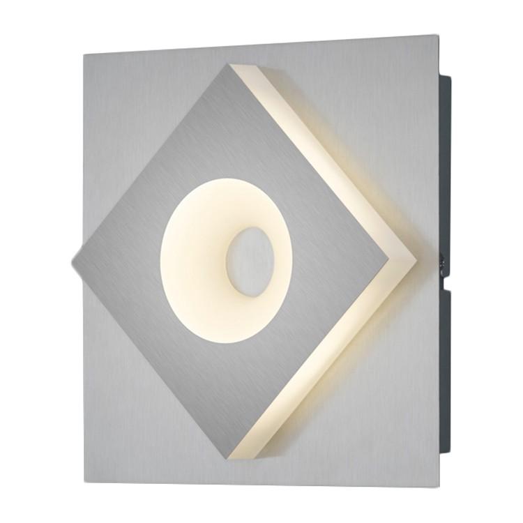 energie  A+, LED-wandlamp Easley - plexiglas/metaal - 1, Trio