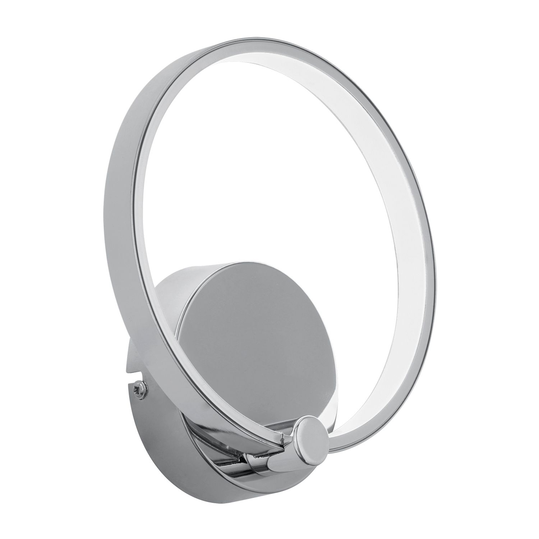 EEK A+, LED-Wandleuchte Lasana - Kunststoff / Aluminium - 1-flammig, Eglo