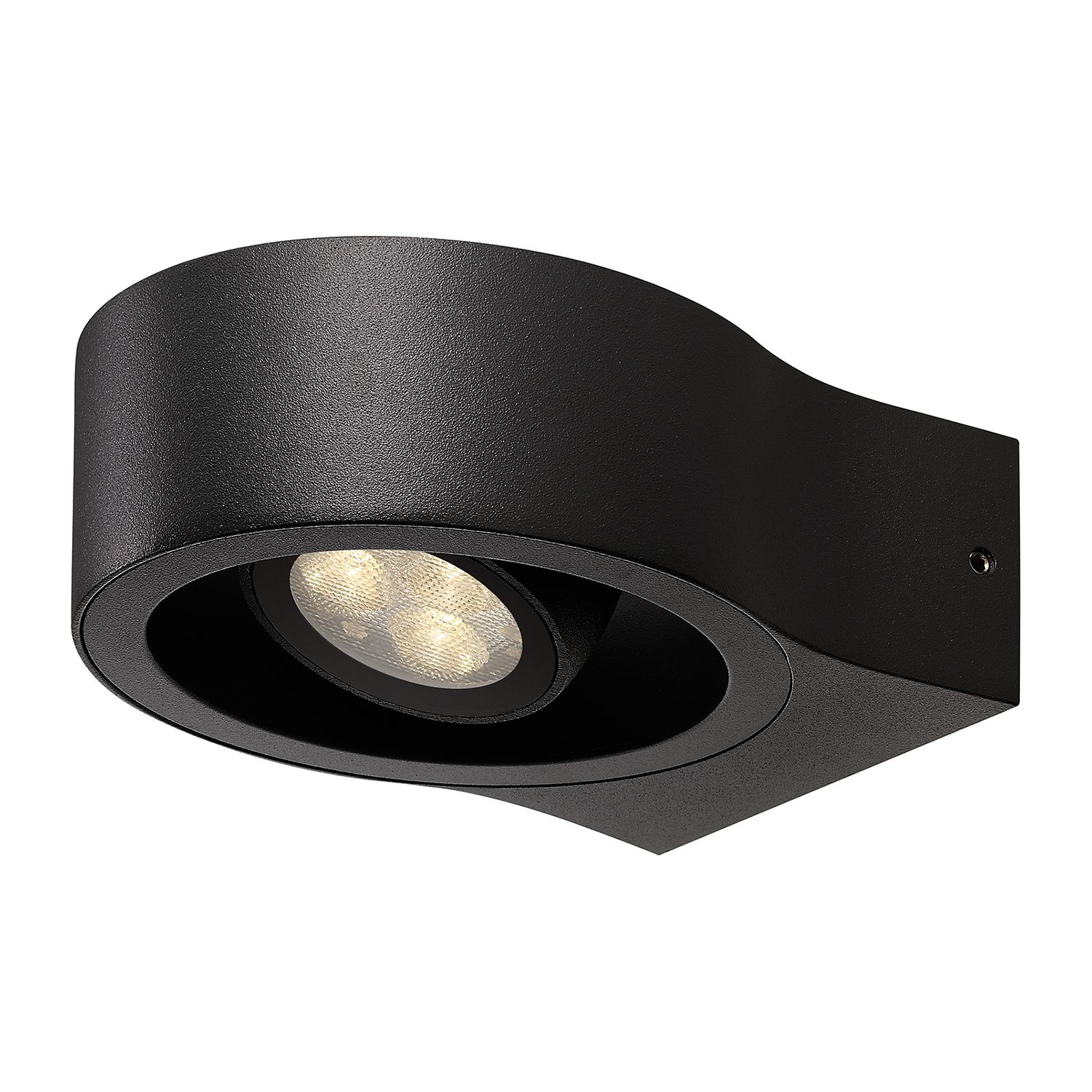 energie  A+, LED-buitenlamp Paulo - kunststof/staal - 1 lichtbron, Nordlux