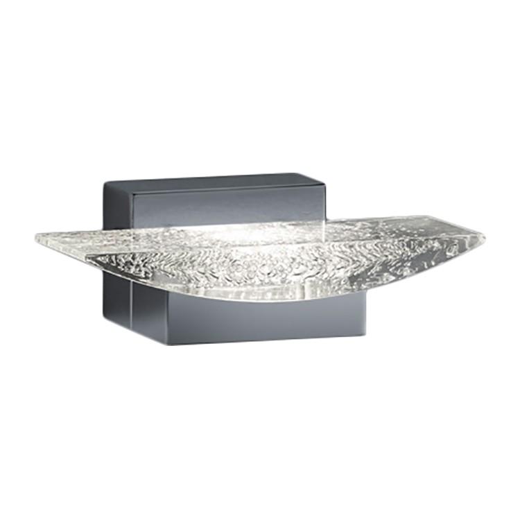 energie  A+, LED-wandlamp Helen - plexiglas/metaal - 1, Trio