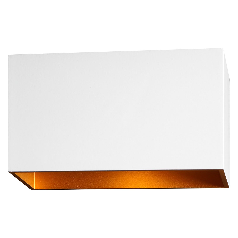LED-Wandleuchte Terso - Aluminium - 1-flammig