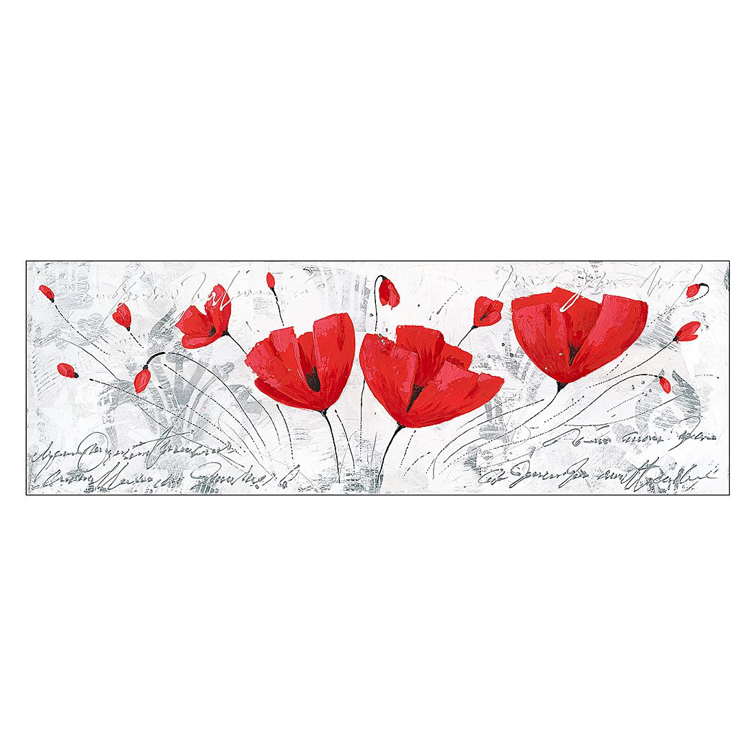 Canvas Red poppy III, Pro Art