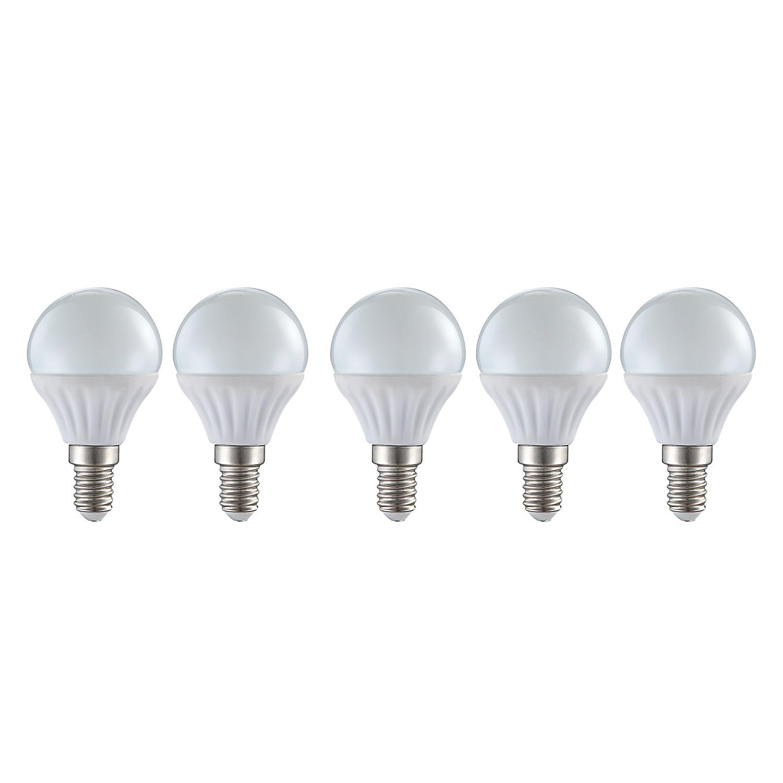 energie  A, LED-lampen (5-delige set), Globo Lighting