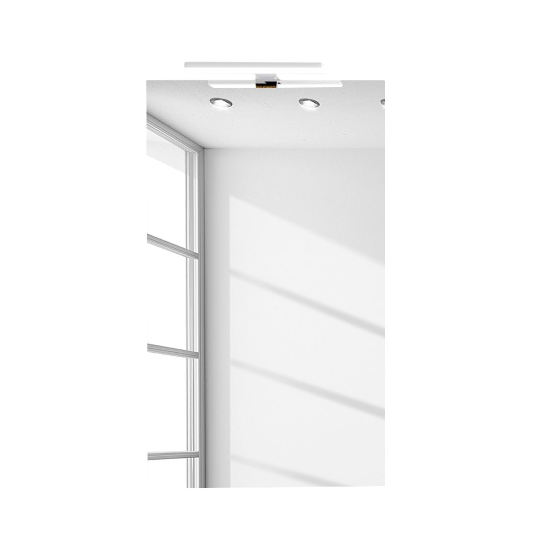 Verlichte spiegel Elva - 80cm, Sieper
