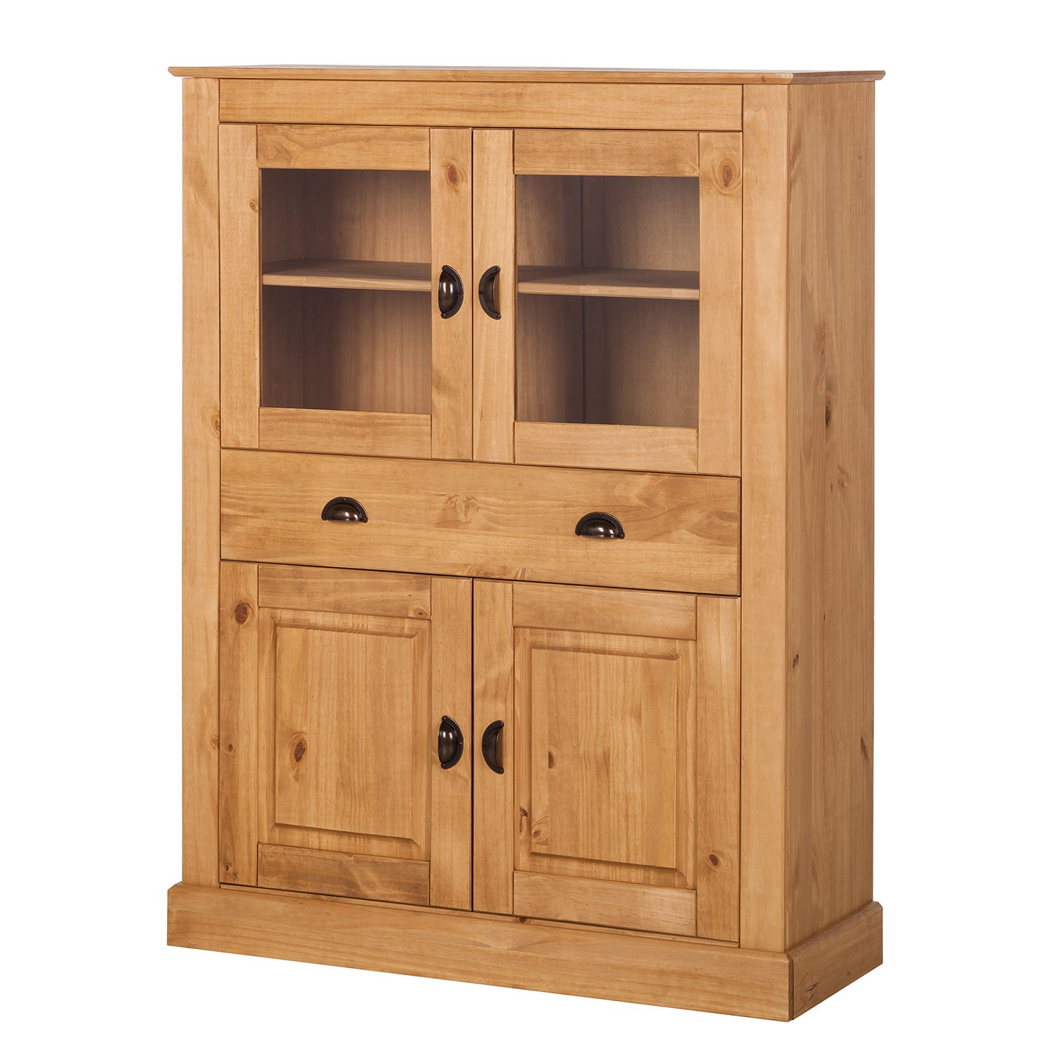 la redoute armoire pin massif redmond penderie prix et offres la redoute. Black Bedroom Furniture Sets. Home Design Ideas