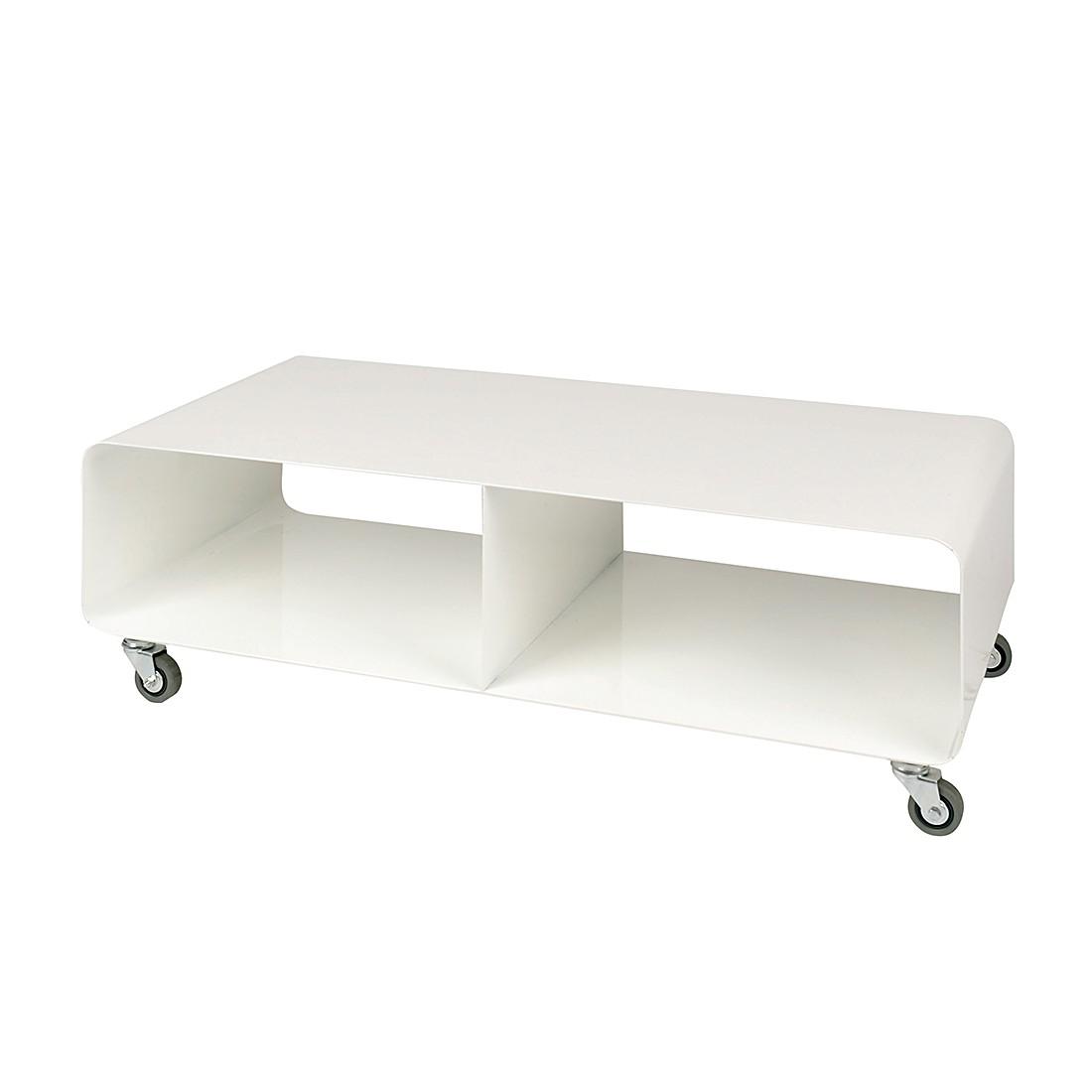 Mobiletto Da Tv Lounge M Bianco Kare Design Da Home24 It 24 49 Brand  #726659 1100 1100 Mobiletto Multiuso Con Ripiani