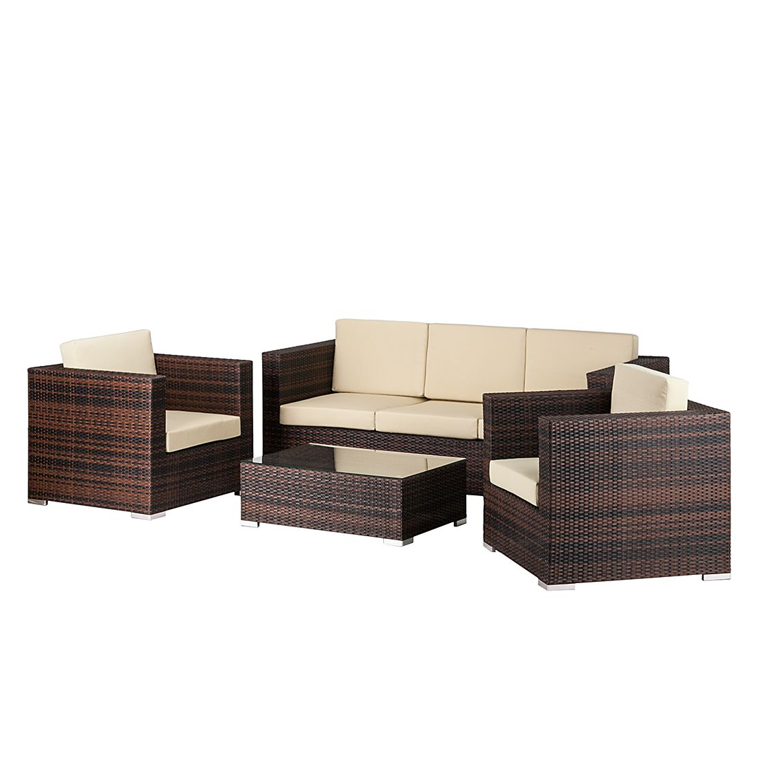 Loungeset garden kopen online internetwinkel - In december o grijze lounge ...