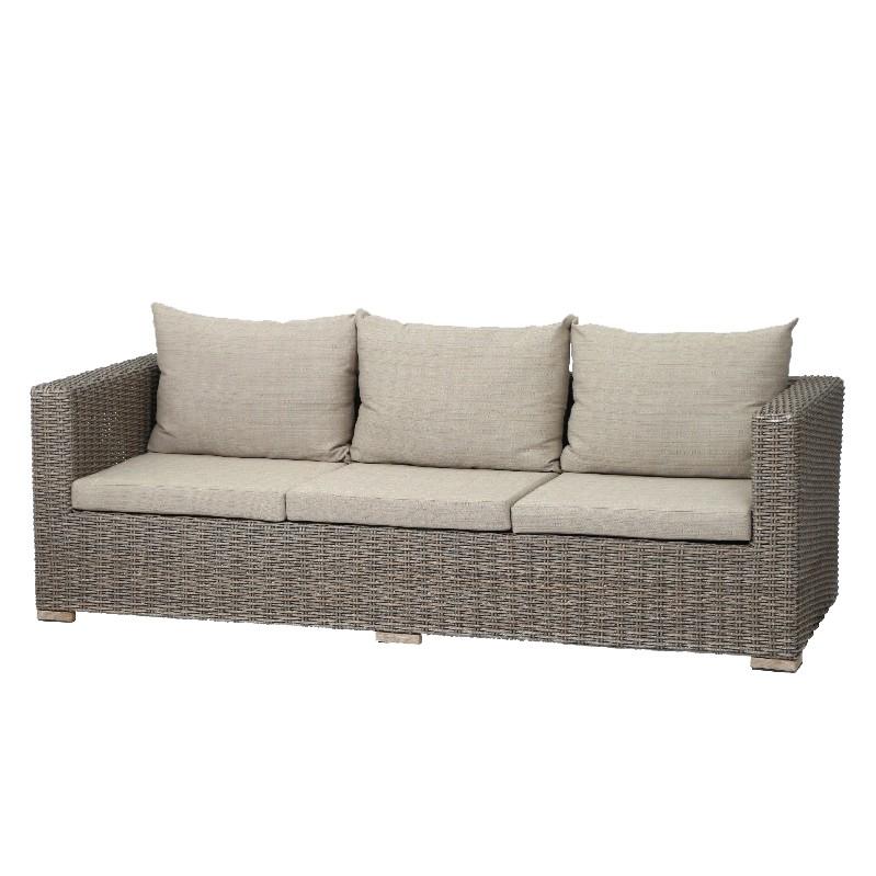 rattan sofas 3sitzer preisvergleiche erfahrungsberichte. Black Bedroom Furniture Sets. Home Design Ideas