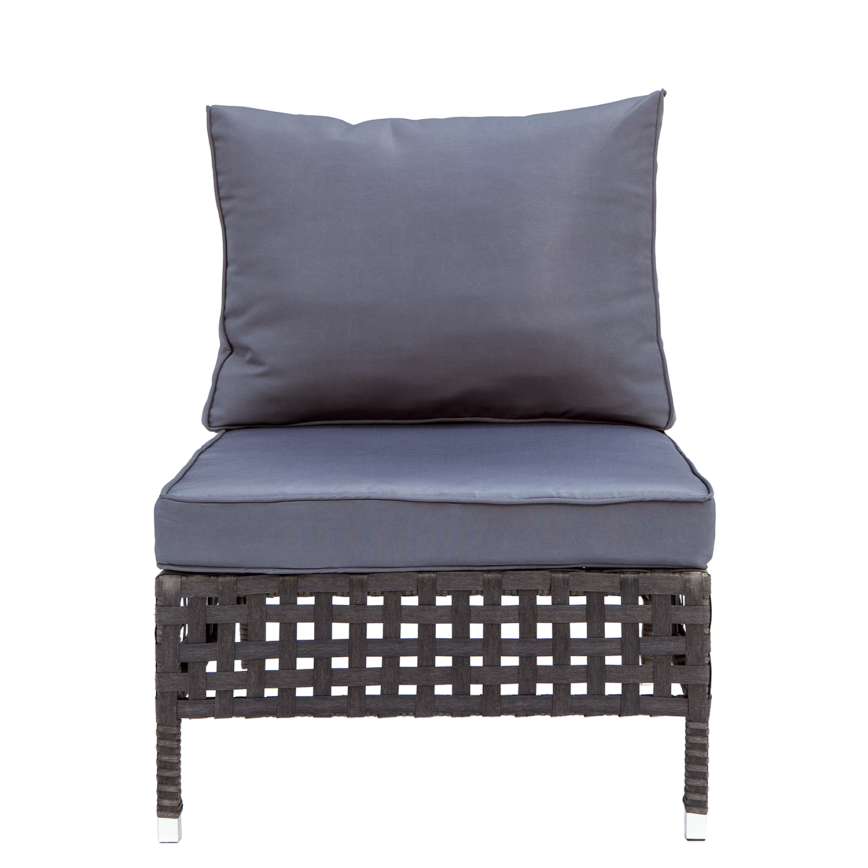 100 lounge sessel balkon polyrattan. Black Bedroom Furniture Sets. Home Design Ideas