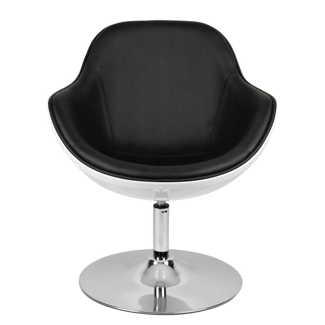 Lounge sessel schwarz  Sessel Cartago Kunstleder | home24