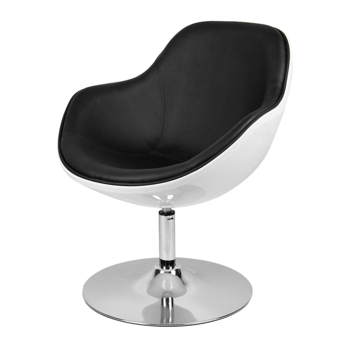 Lounge sessel schwarz  Sessel Cartago Kunstleder | Home24