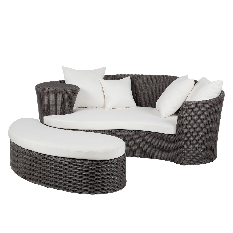 "Gartenlounge-Set ""Paradise Lounge"" aus Polyrattan (Kopie) Home24"