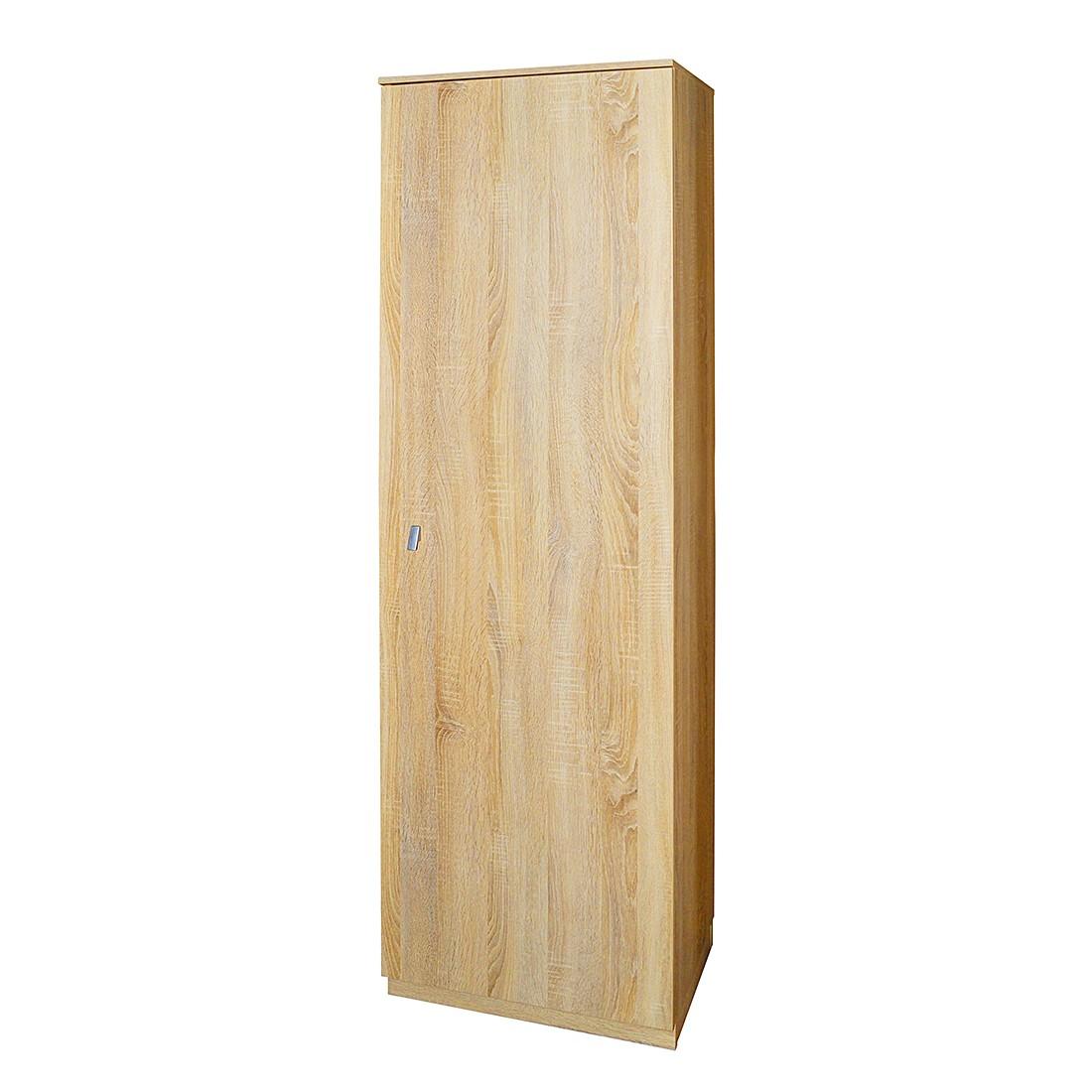 Armoire latérale Serram - Imitation chêne brut de sciage, mooved