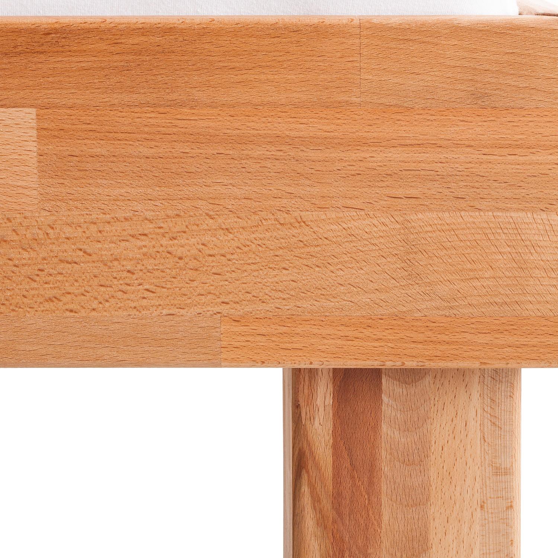 Doppelbett Ohne Kopfteil ~ Massivholzbett areswood cm ohne kopfteil