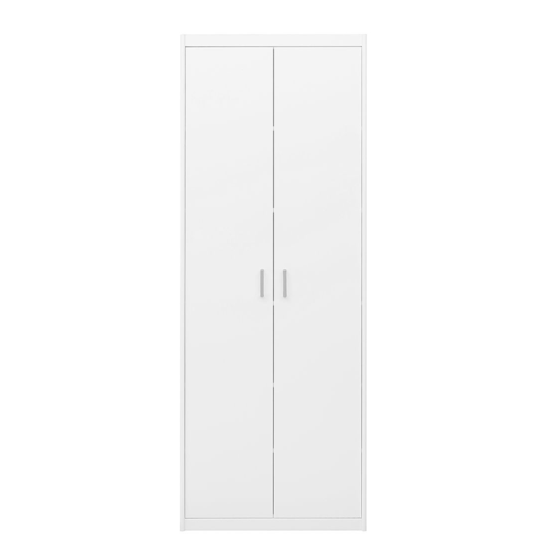 Armoire polyvalente Soft Plus I - Blanc, Cs Schmal