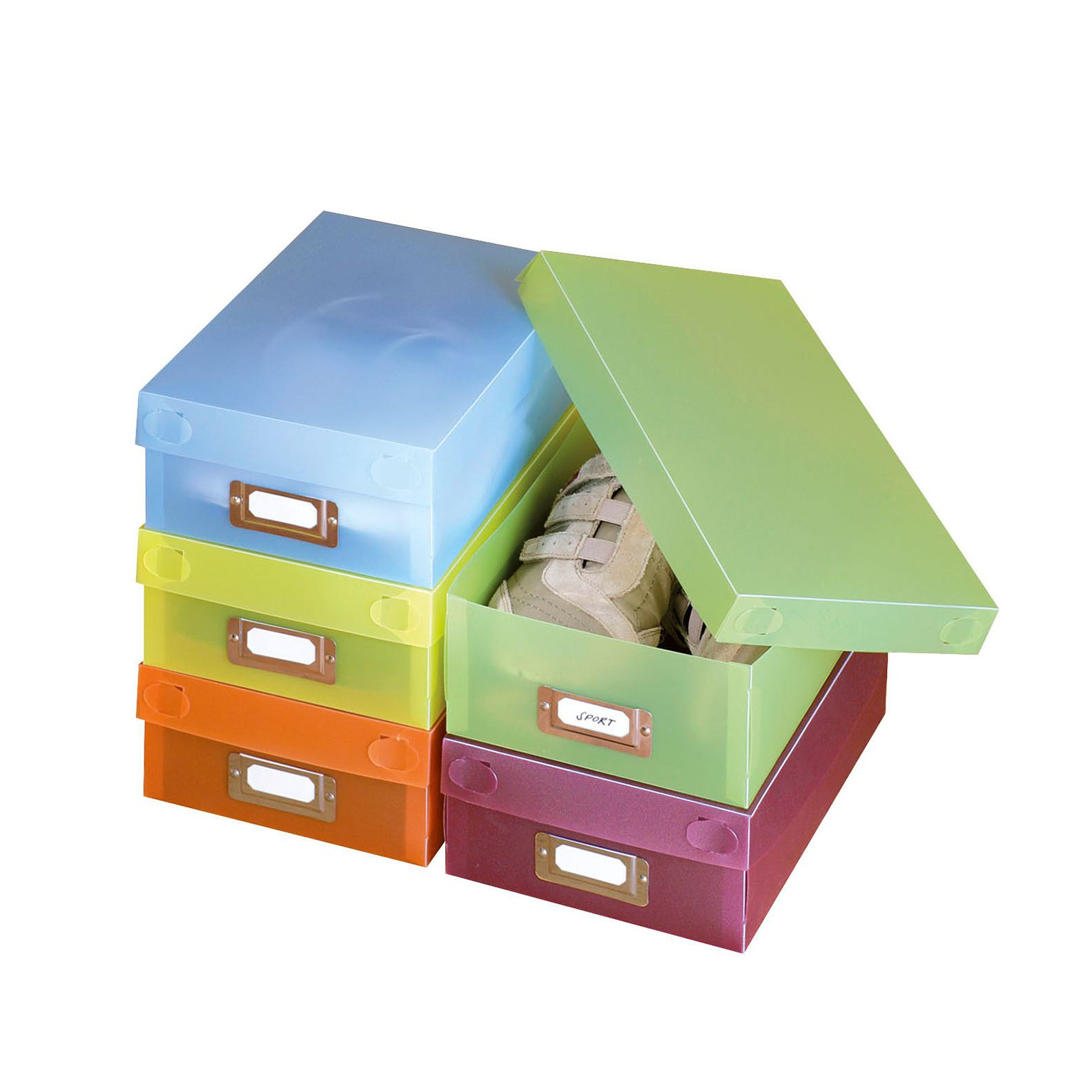 Multifunctionele boxen (10-delige set), Wenko