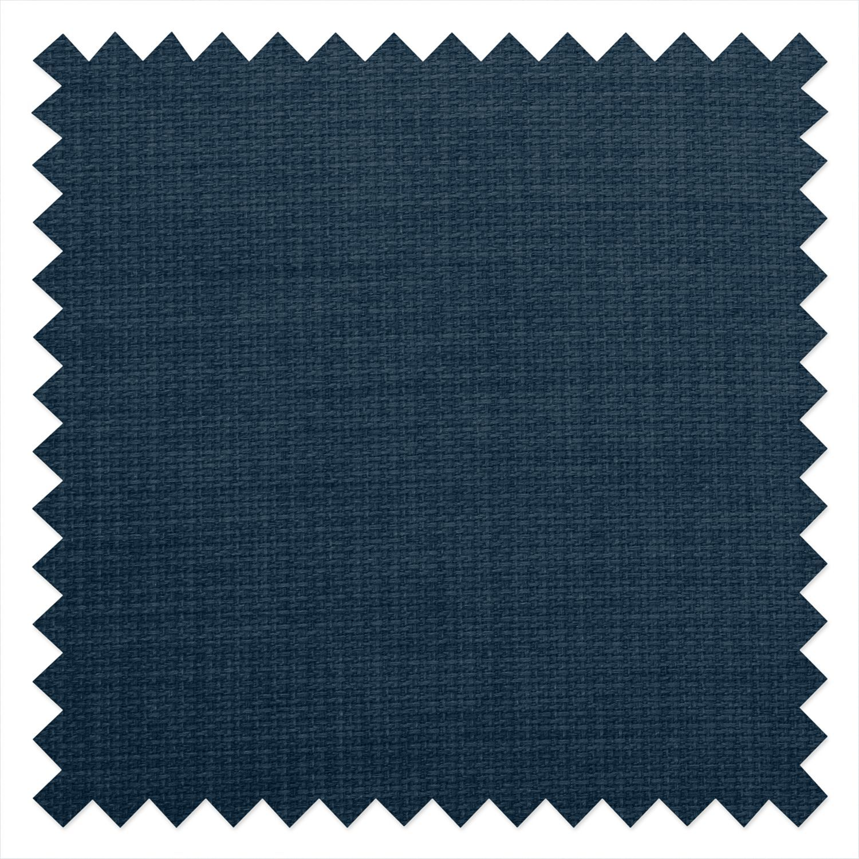 Stofstaaltje - Stof Maka Donkerblauw, home24