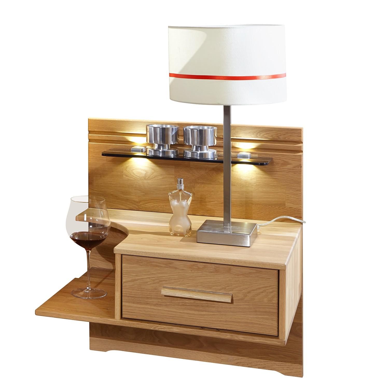 Nachtkastje met verlichting kopen?   Online Internetwinkel