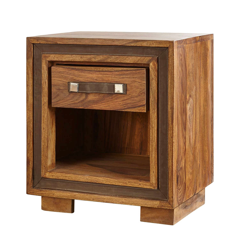 Shan rahimkhan meubles en ligne - Chevet imitation cuir ...