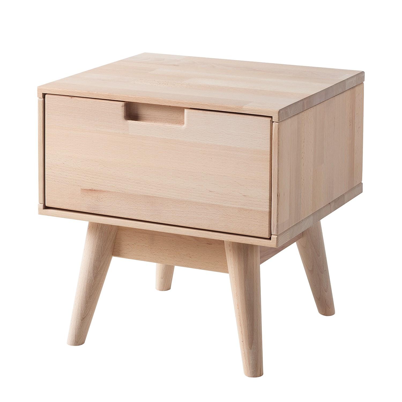 Image of Comodino Finsby - legno massello di faggio, Morteens