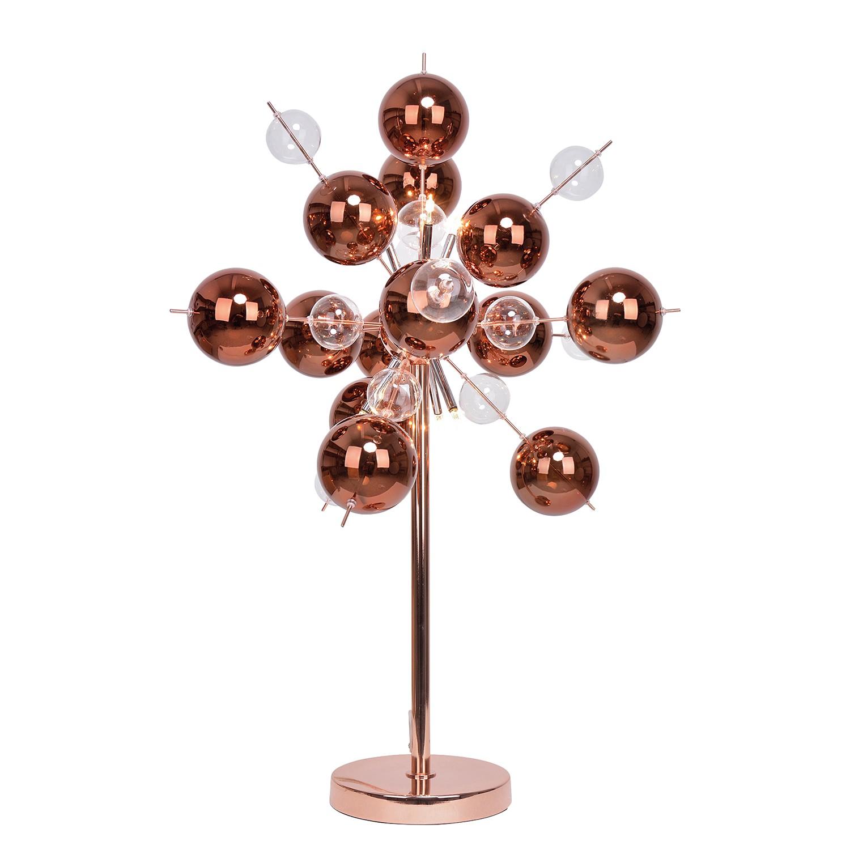 EEK A++, Lampe de table Explosion - Métal / Verre - 6 ampoules, Näve