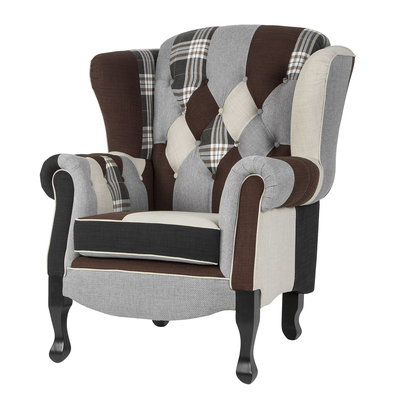 ohrensessel patchwork preisvergleiche. Black Bedroom Furniture Sets. Home Design Ideas