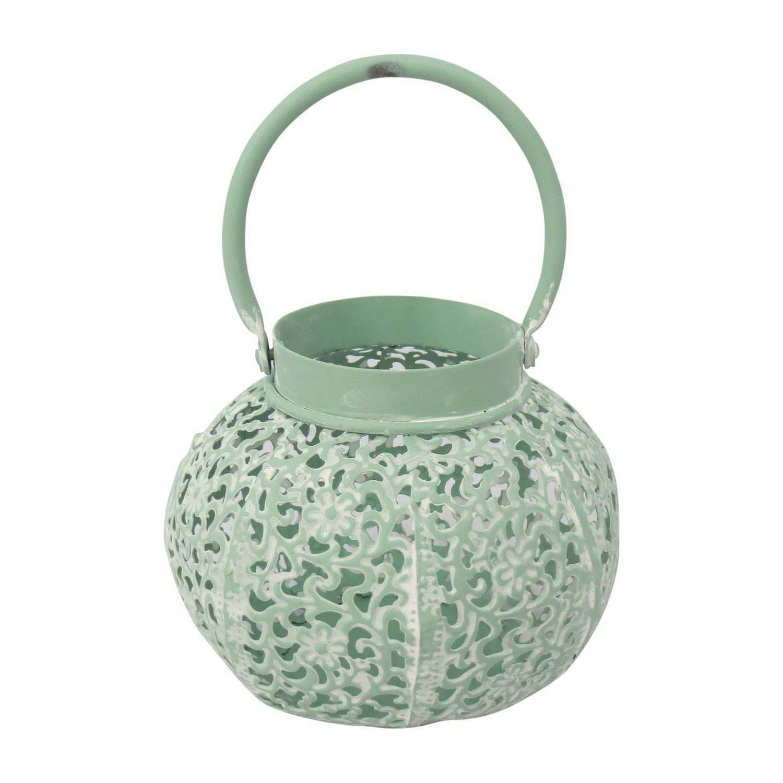 Home 24 - Lanterne orientale jawa - vert pastel petit modèle, my flair