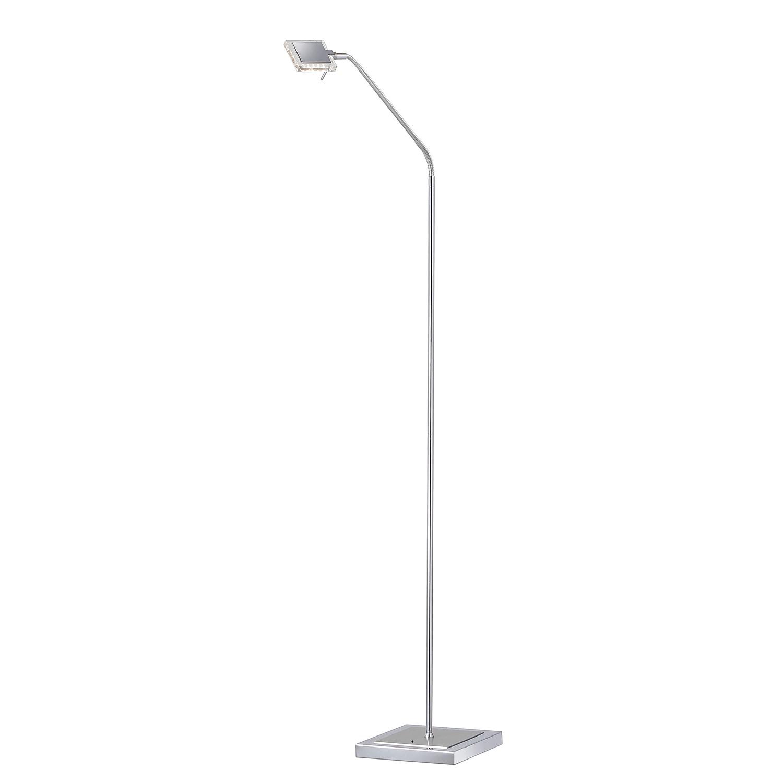 EEK A+, Lampadaire LED Daan Color - Matière synthétique / Acier - 1 ampoule, Paul Neuhaus
