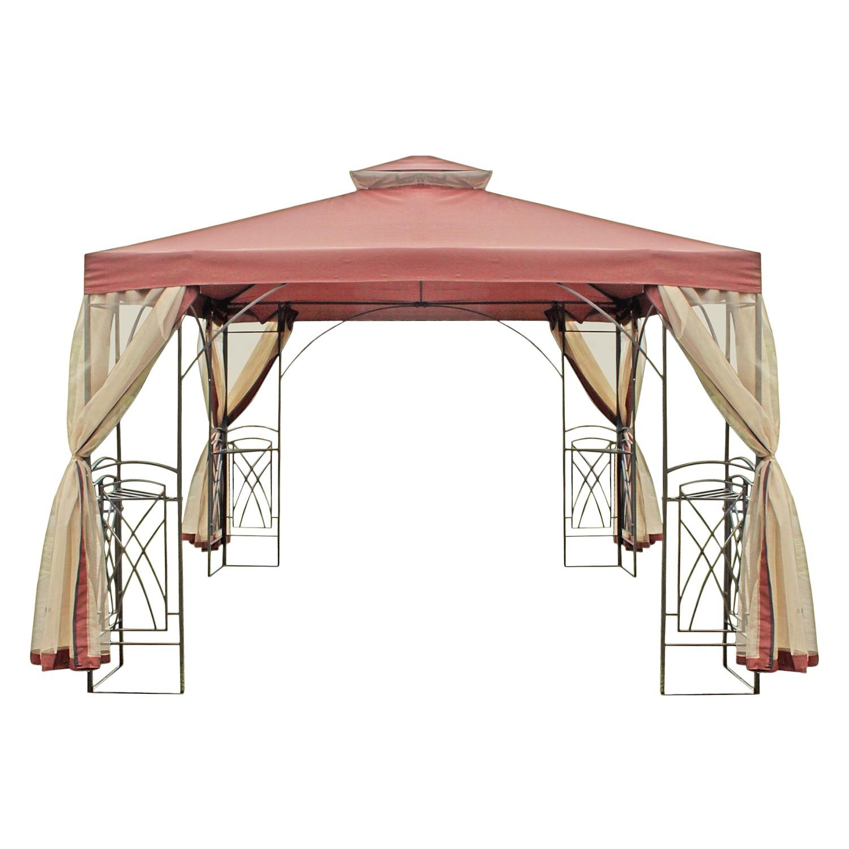pavillon stahl preisvergleich die besten angebote online. Black Bedroom Furniture Sets. Home Design Ideas