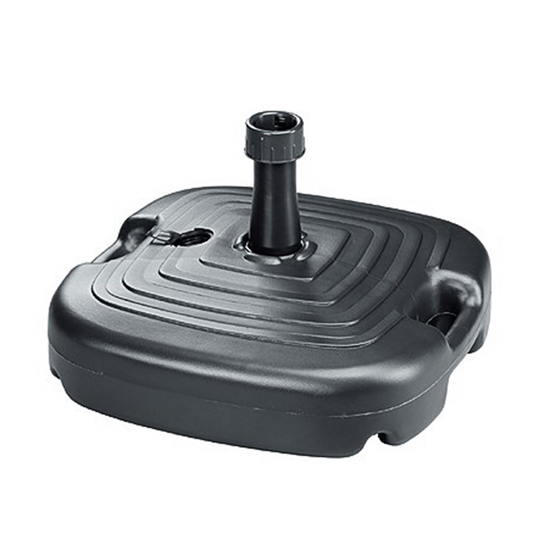 PE-Ständer (Ø25-32 mm) - Kunststoff Anthrazit, Schneider Schirme