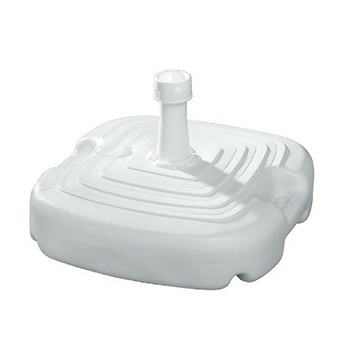 PE-Ständer (Ø25-32 mm) - Kunststoff Weiß, Schneider Schirme