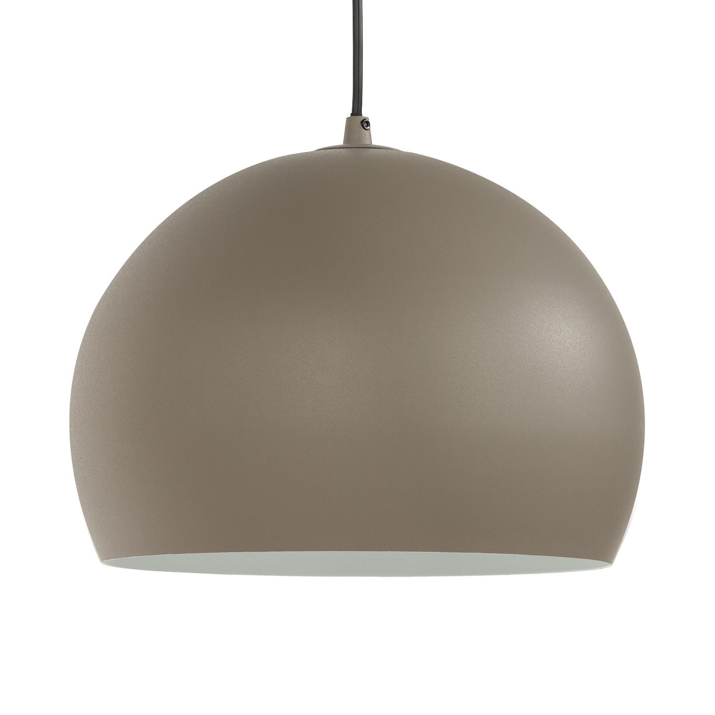 energie  A++, Hanglamp Copenhagen - grijs 1 lichtbron, Loistaa