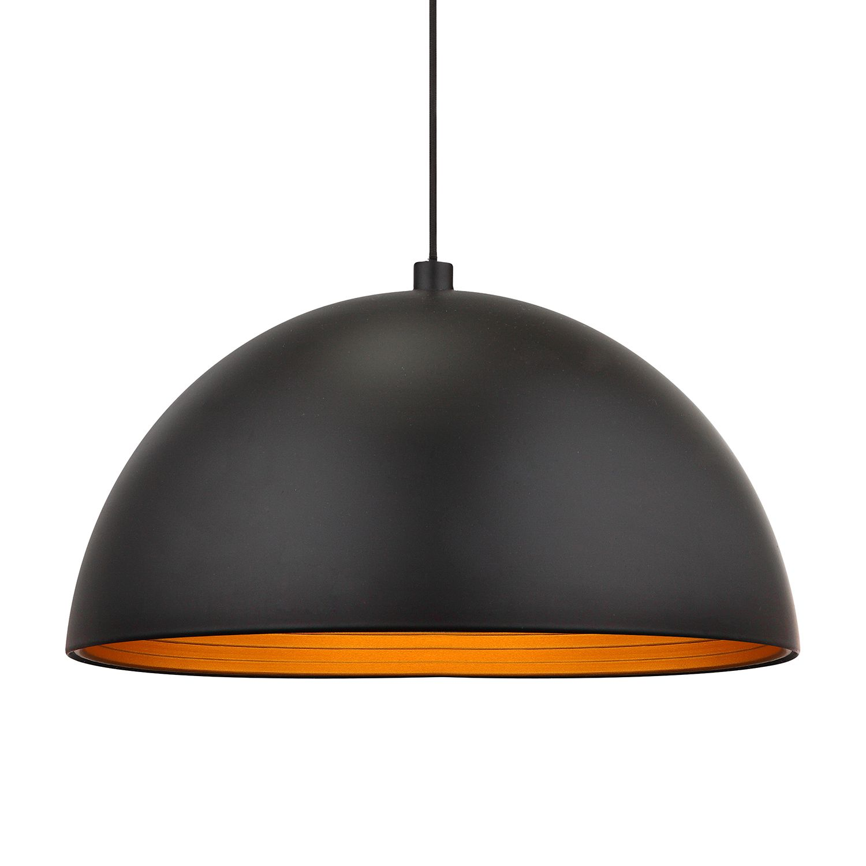 pendelleuchte schwarz gold preisvergleich die besten angebote online kaufen. Black Bedroom Furniture Sets. Home Design Ideas