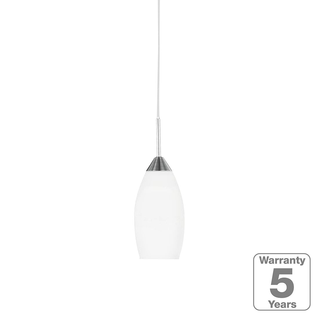 energie  A++, Hanglamp Flame - 1 lichtbron, Wofi