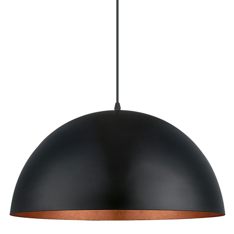 EEK A++, Pendelleuchte Gaetano I - Stahl - 1-flammig - 53 - Schwa bei Home24 - Lampen