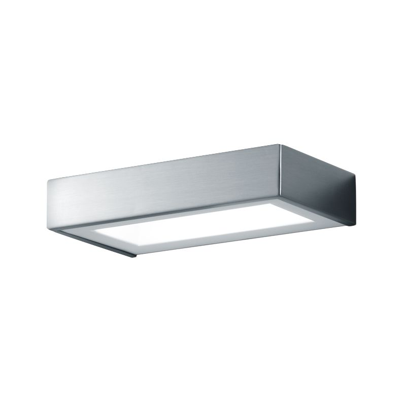 energie  A+, Wandlamp Jocy - aluminium zilverkleurig, Helestra