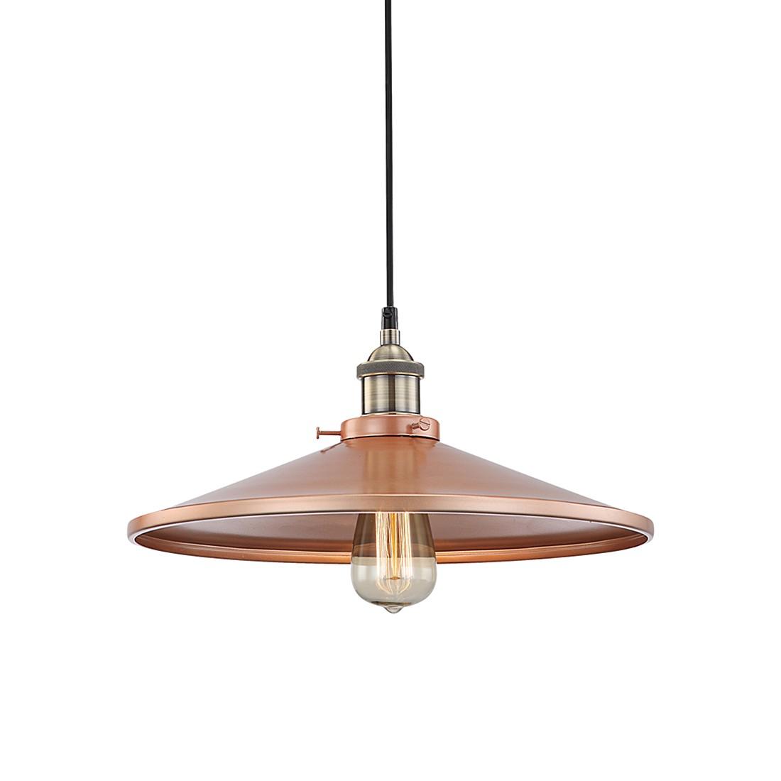 EEK A++, Pendelleuchte Knud - Metall - 1-flammig, Globo Lighting bei Home24 - Lampen