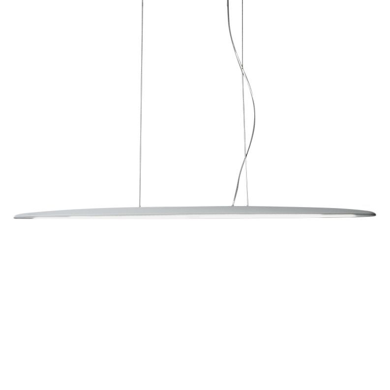 energie  A+, LED-hanglamp Nella - hout - wit - 90 lichtbronnen, Lampadina