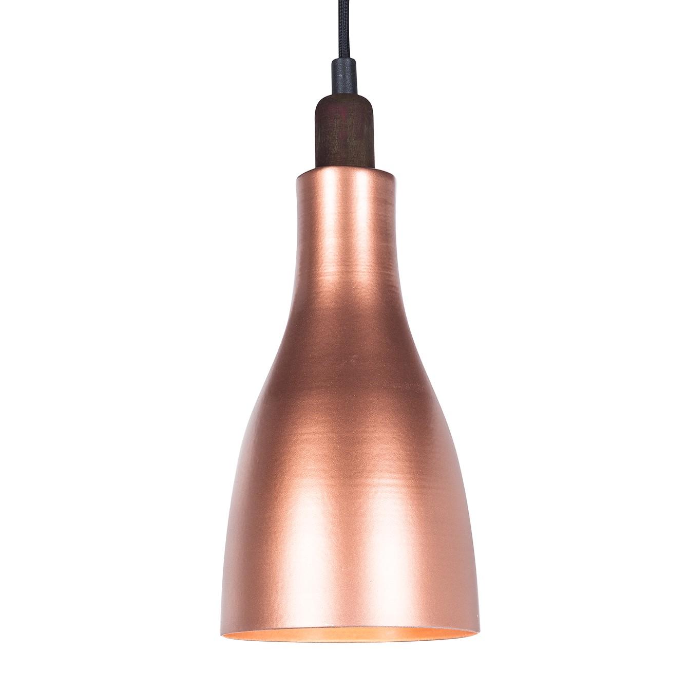 energie  A++, Hanglamp Noora - koper 1 lichtbron, kollected by Johanna