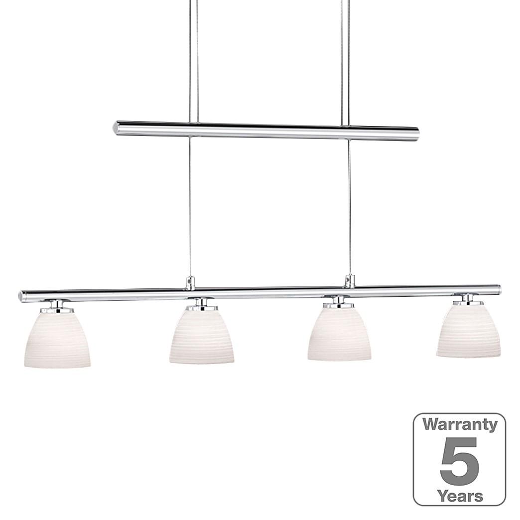 energie  B, Hanglamp Parker - 4 lichtbronnen, Wofi