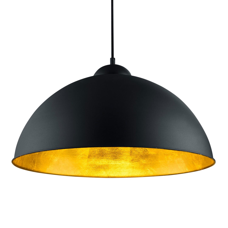 pendelleuchte schwarz gold preisvergleich die besten. Black Bedroom Furniture Sets. Home Design Ideas