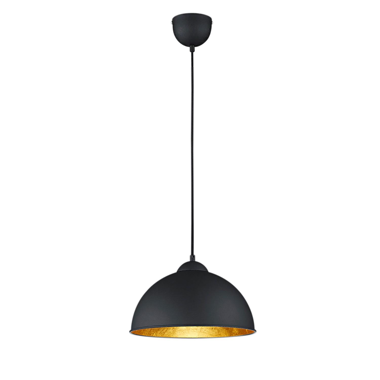 pendelleuchte schwarz gold preis vergleich 2016. Black Bedroom Furniture Sets. Home Design Ideas