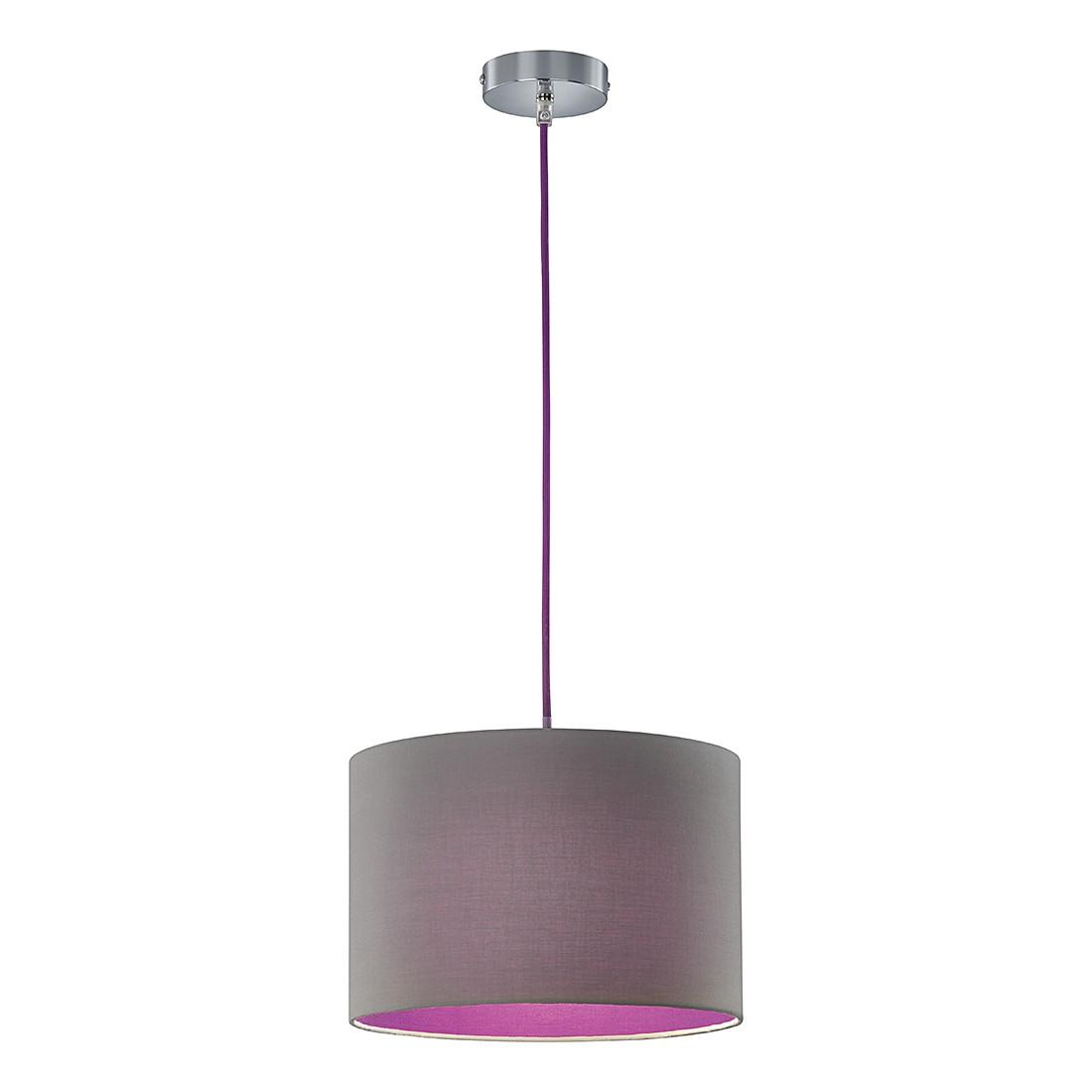 energie  A++, Hanglamp - chroomkleurig 1 lichtbron, Trio