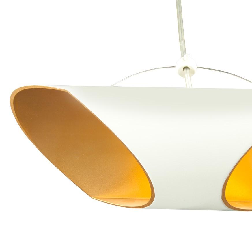 halogeen hanglamp sojus i aluminium home24