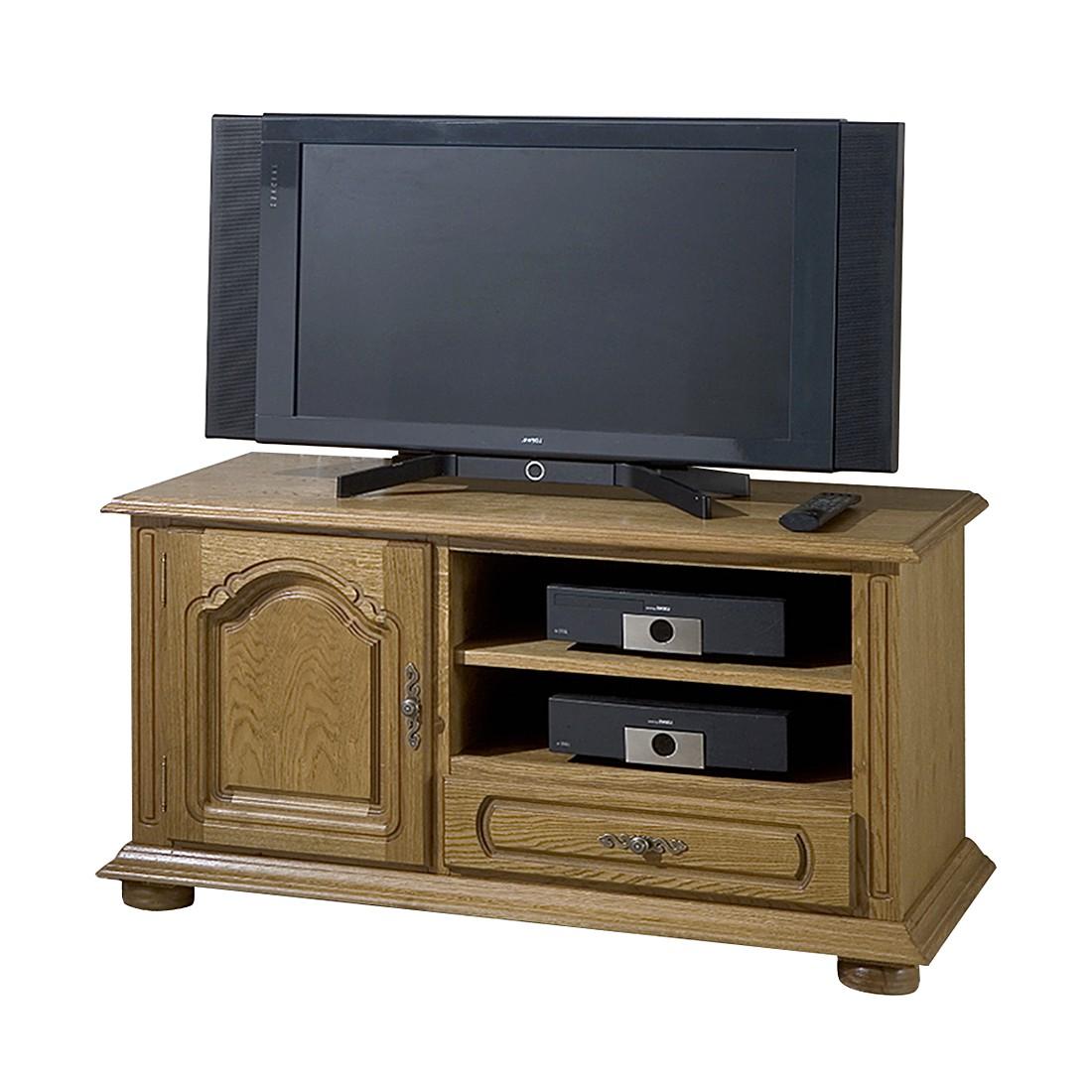 Tv-lowboard Sylt - kastelement links, Landhaus Classic