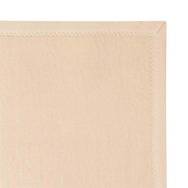 Plaid Messina - textielmix - Crème, Ibena