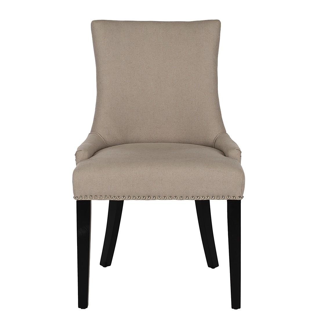 Safavieh chaise amelia lot de 2 prix et offres safavieh for Chaise capitonnee