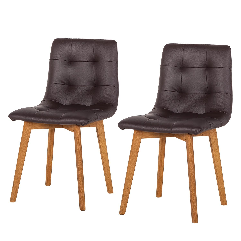 polsterstuhl eiche preisvergleich die besten angebote online kaufen. Black Bedroom Furniture Sets. Home Design Ideas